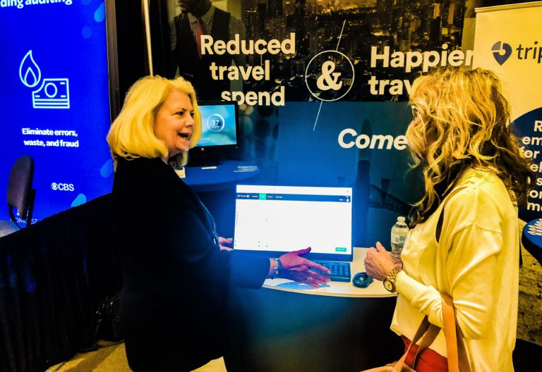 Tripkicks at Procurecon
